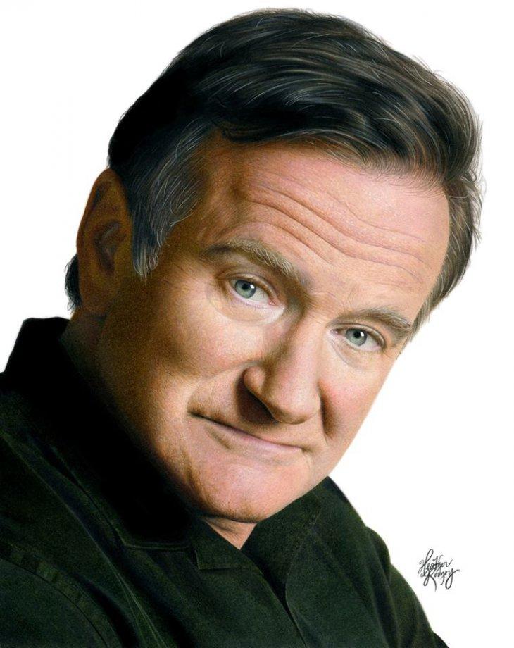 Robin Williams | Heather Rooney