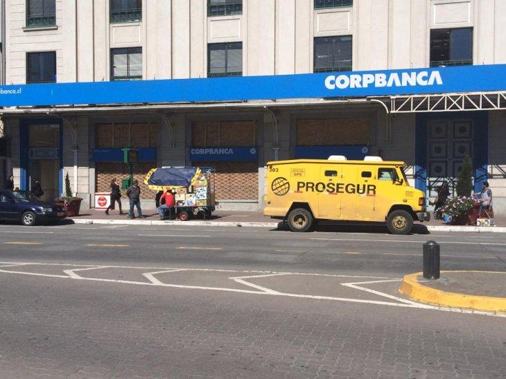 Banco Corpbanca de Concepción | Daniela Bravo (BBCL)
