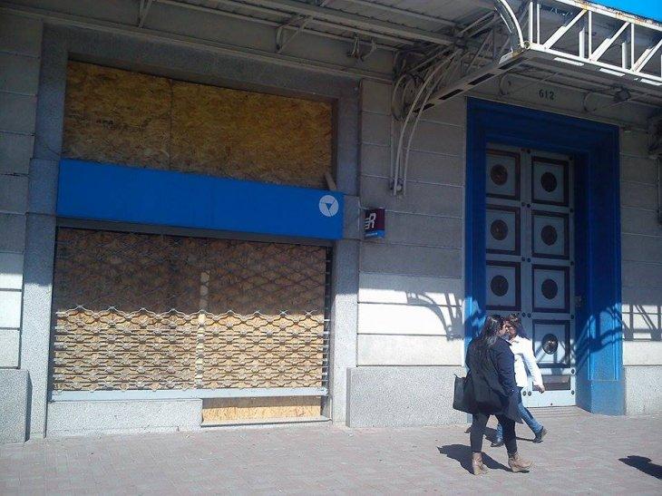 Banco Corpbanca de Concepción | Alberto González (BBCL)