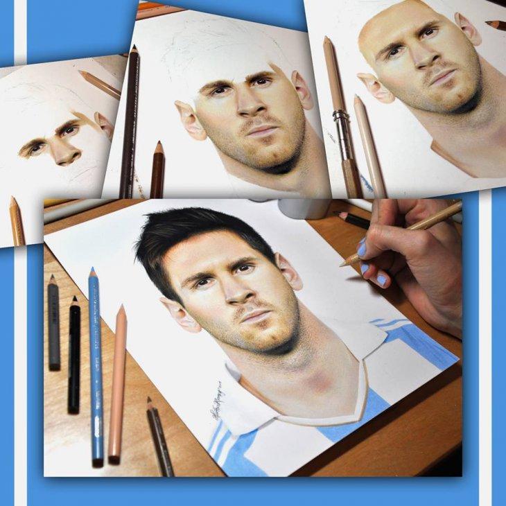 Lionel Messi | Heather Rooney
