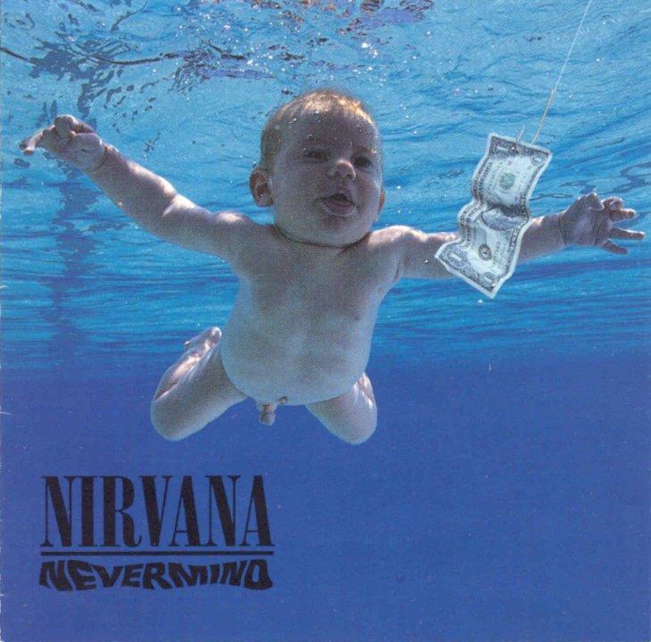 """Nevermind"" - Nirvana"