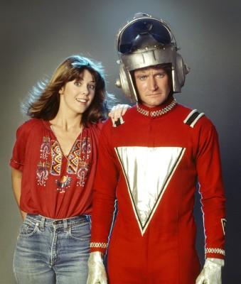Williams y el traje espacial