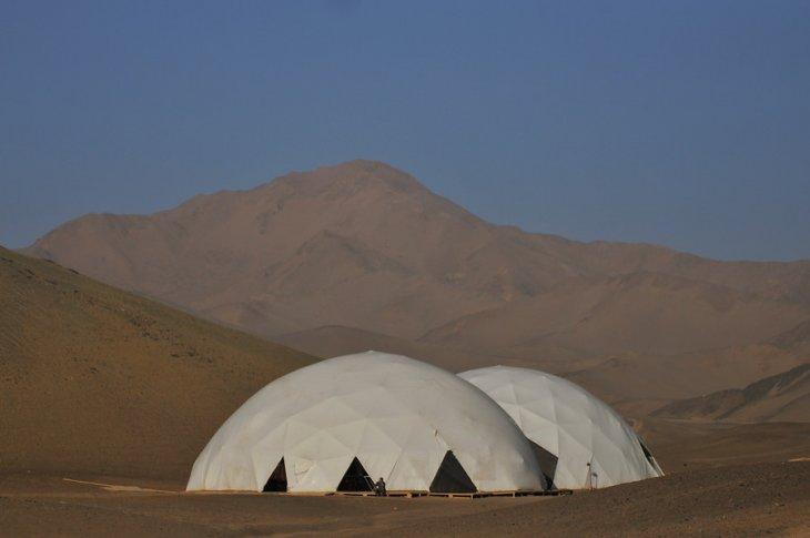 Desierto de Atacama | Pablo Vera | Agencia UNO