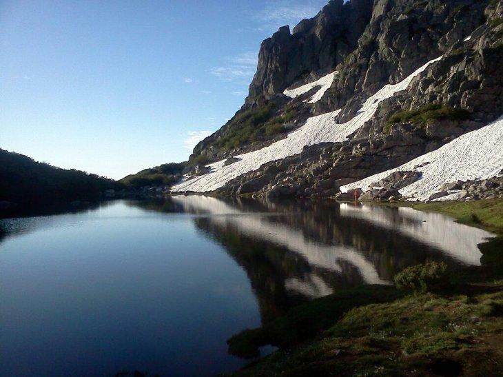 Laguna El Huemul | Jorge Leal