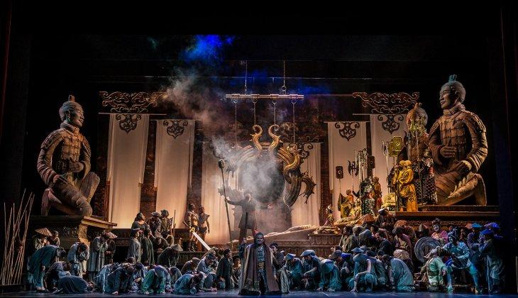 Turandot- Fotografía Patricio Melo
