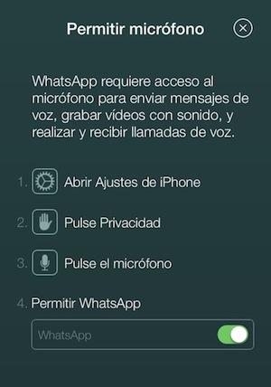 Captura pantalla | WhatsApp