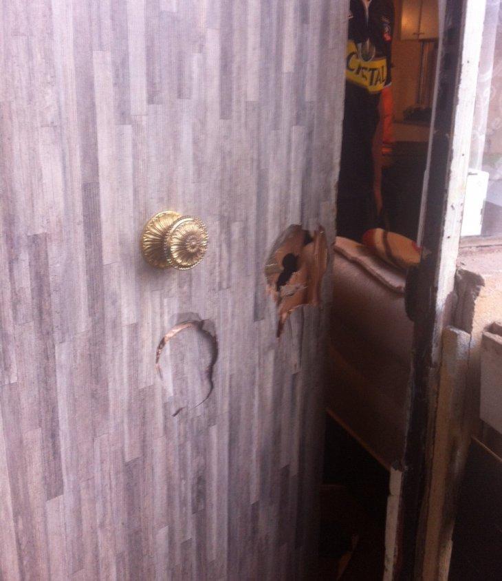 Carabineros allana por error vivienda de San Bernardo durante la madrugada (Radio Bio Bio) Allana1-e1411868726769-730x844