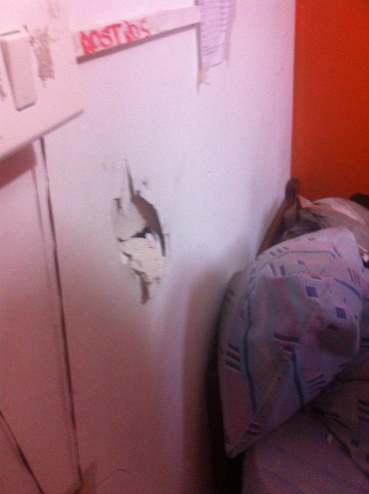 Carabineros allana por error vivienda de San Bernardo durante la madrugada (Radio Bio Bio) Allana3-e1411868812990-730x977