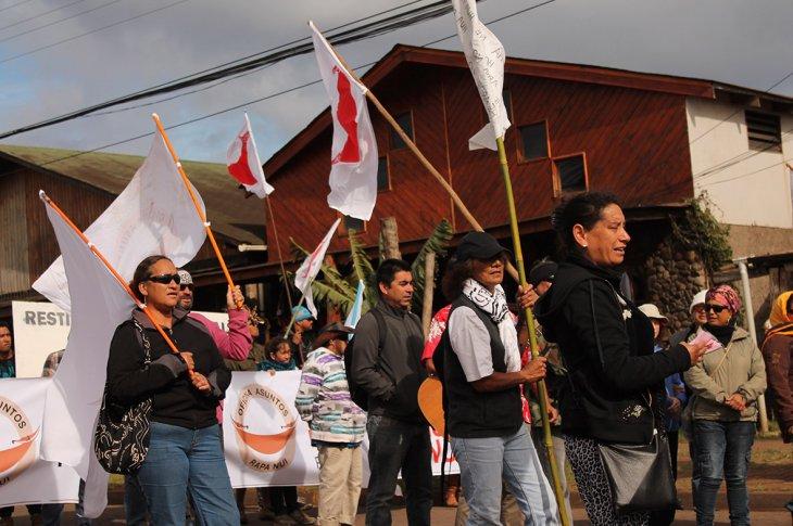 Prensa Pueblo Rapanui