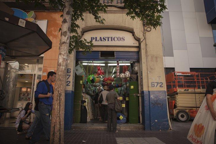 Plásticos Nazar | Santiago Patiperro