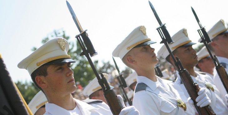 Cadetes de la West Pont | Ejército de los EE.UU. (cc) / Flickr