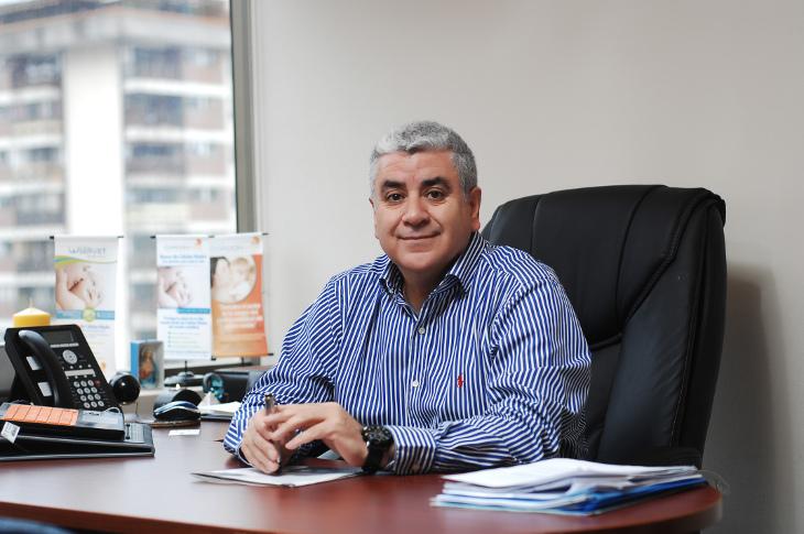 Javier Sáez, Director CordónVida
