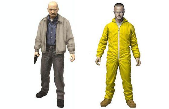 Las figuras de Toys 'R' Us