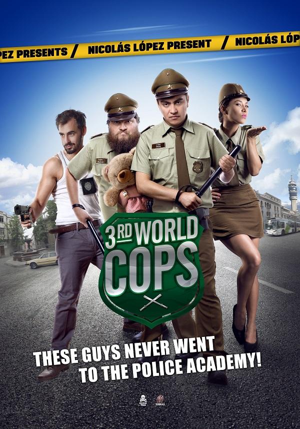 3D world cops- Sobras producciones
