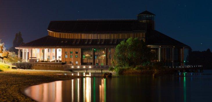 Teatro del Lago en Frutillar | Felpef (CC)