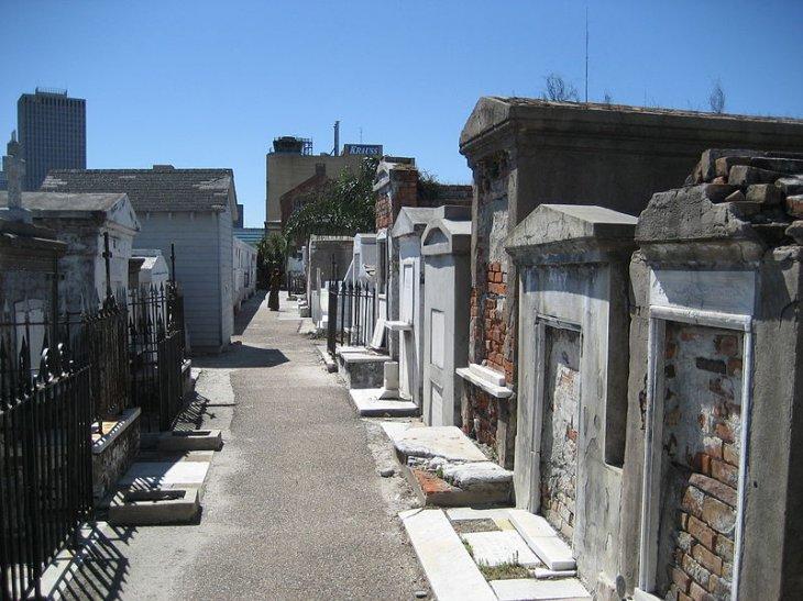 Cementerio de Saint Louis | Infrogmation CC
