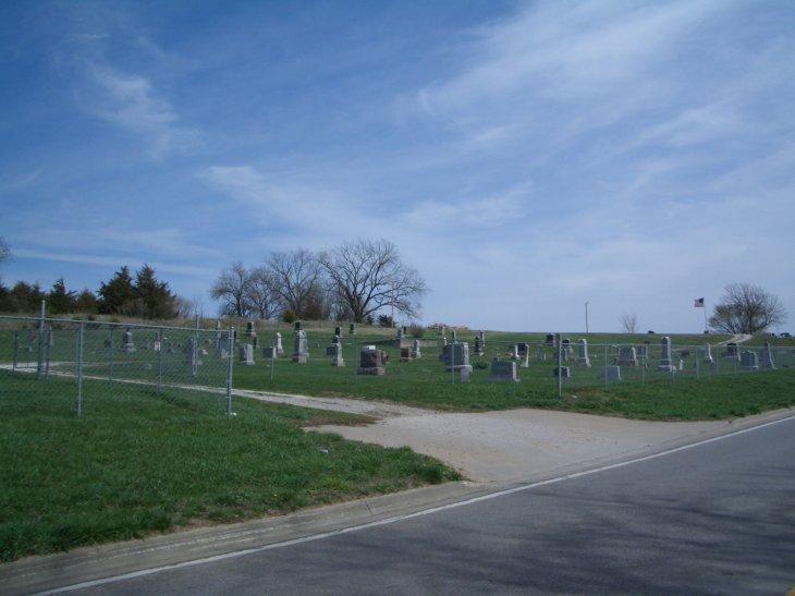 Cementerio de Stull, Kansas | Wikipedia