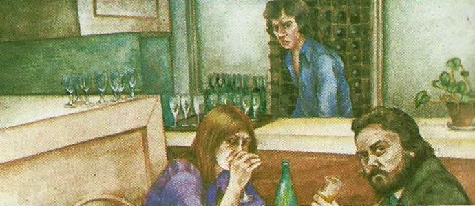 Misma escena vista por un esquizofrénico