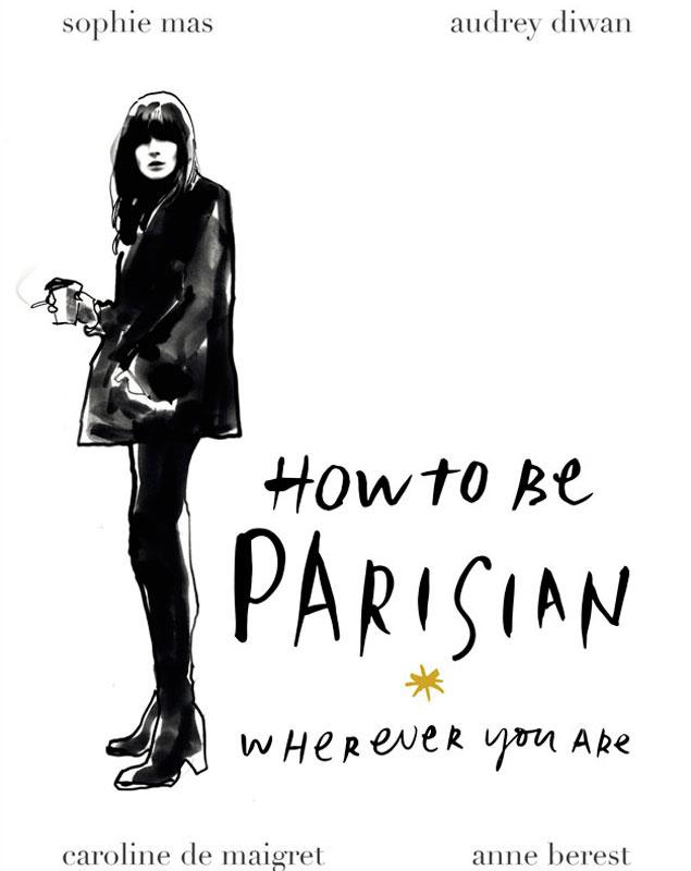 Cómo ser una parisina