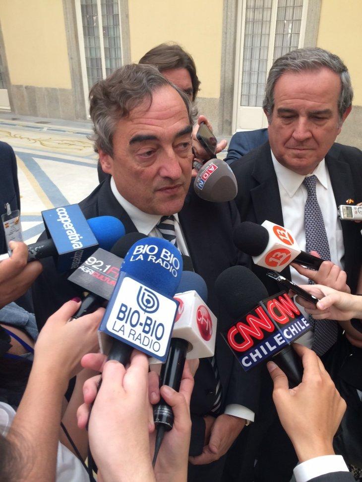 Juan Rosell, presidente de la Confederación Española de Organismos Empresariales | Nestor Aburto (RBB)