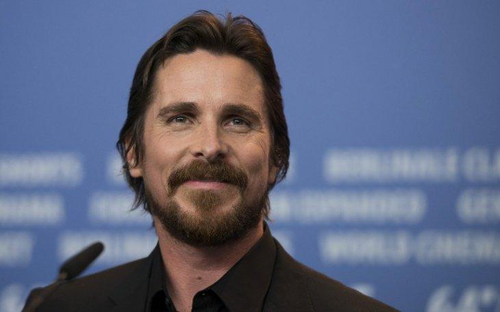 Christian Bale | JOHANNES EISELE | AFP