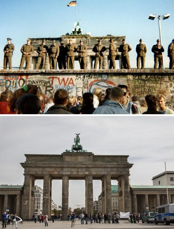GUNTHER KERN / ODD ANDERSEN / AFP