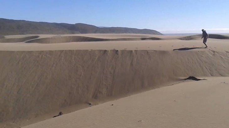 Dunas de Colún | Roal fose | Youtube