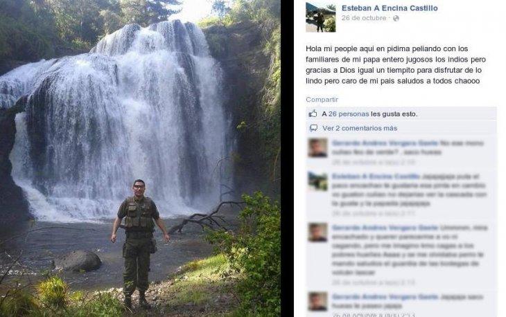 Esteban Encina | Facebook