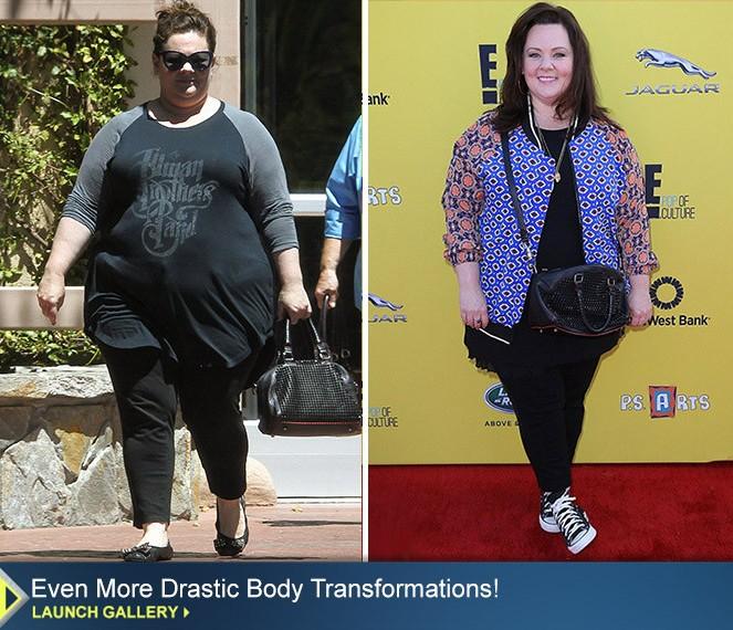 El antes y después de Melissa | Fishwrapper