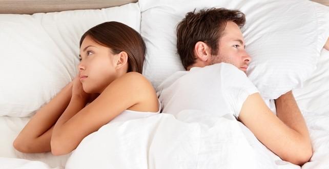 Los 6 problemas sexuales más comunes, según los expertos