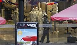 Bomba en SubCentro | Agencia UNO