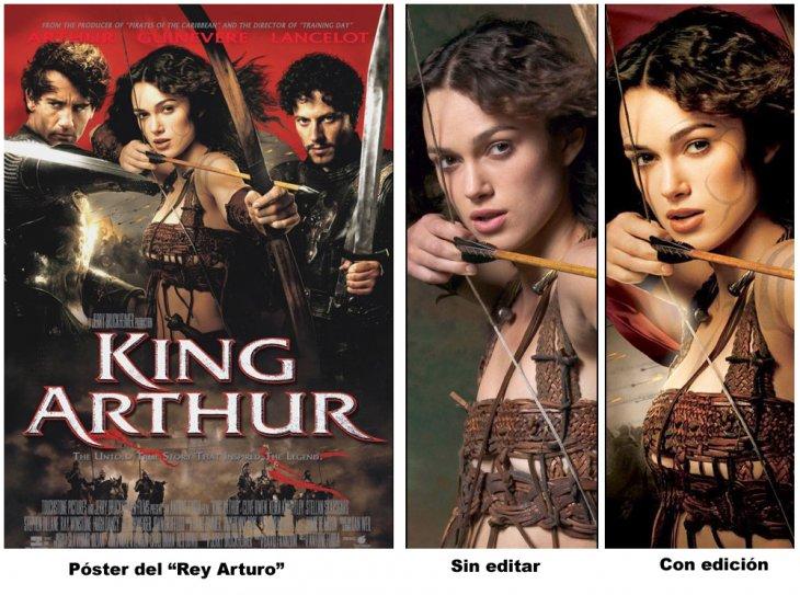 Rey Arturo | El Comercio