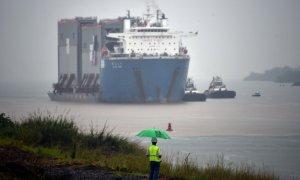 ARCHIVO | Canal de Panamá | AFP