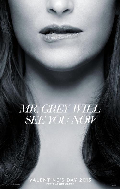 Cincuenta Sombras de Grey | Póster oficial