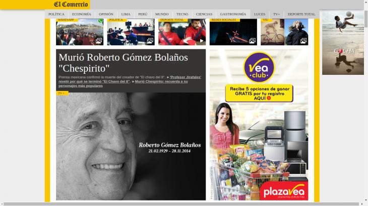 El Comercio | Perú