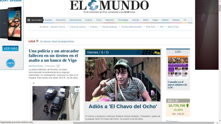 El Mundo | España