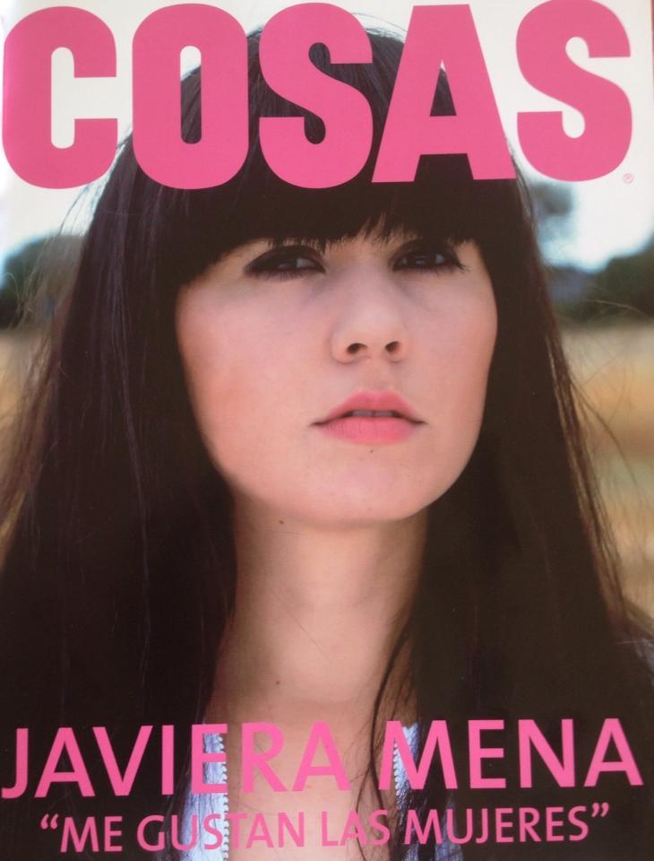 Javiera Mena   Facebook