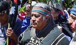 Lonko Pichún murió tras cumplir la condena | Adkimun
