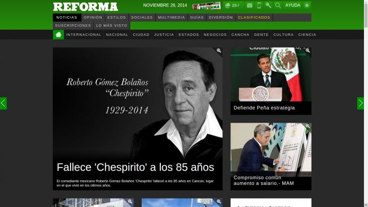 Reforma | México