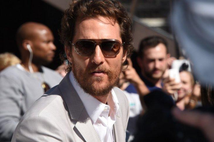Matthew McConaughey | Robyn Beck | AFP
