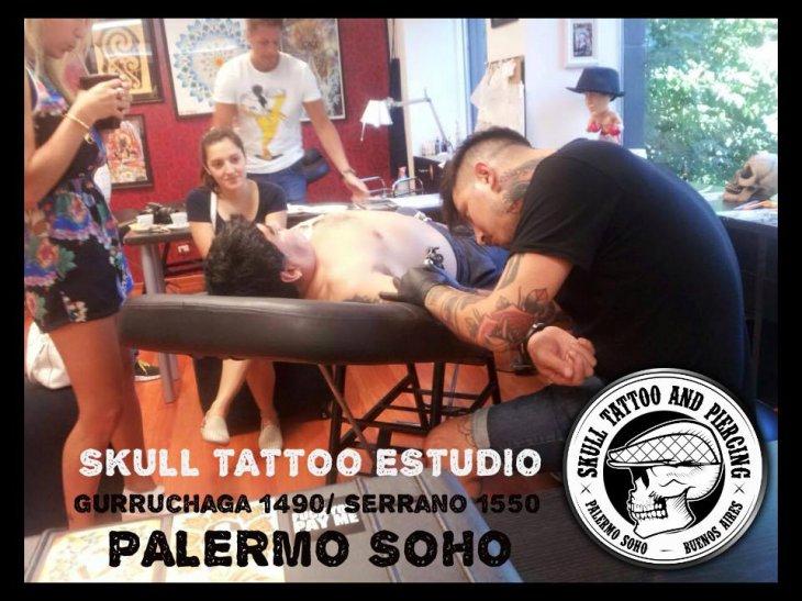 Skull Tattoo Estudio | Facebook