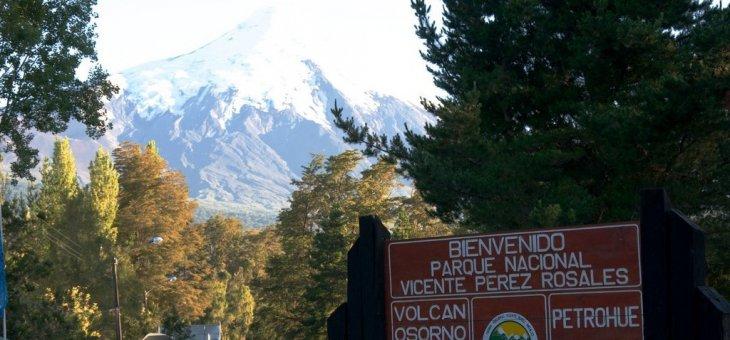 Parque nacional Vicente Pérez Rosales | Sam Beebe (CC)