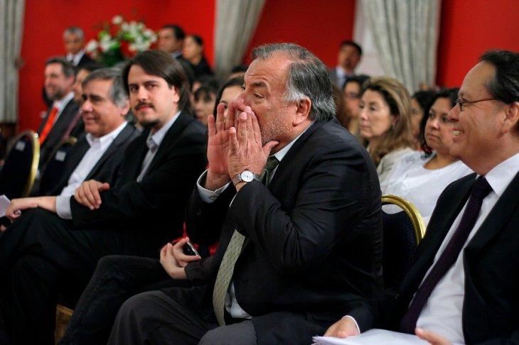 Quedará en la incógnita para quién era el recado del diputado Andrade | Pedro Cerda | Agencia UNO