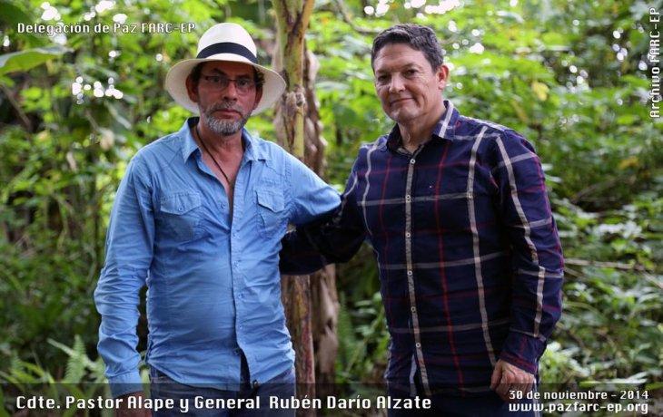 Diálogos Paz FARC | Twitter