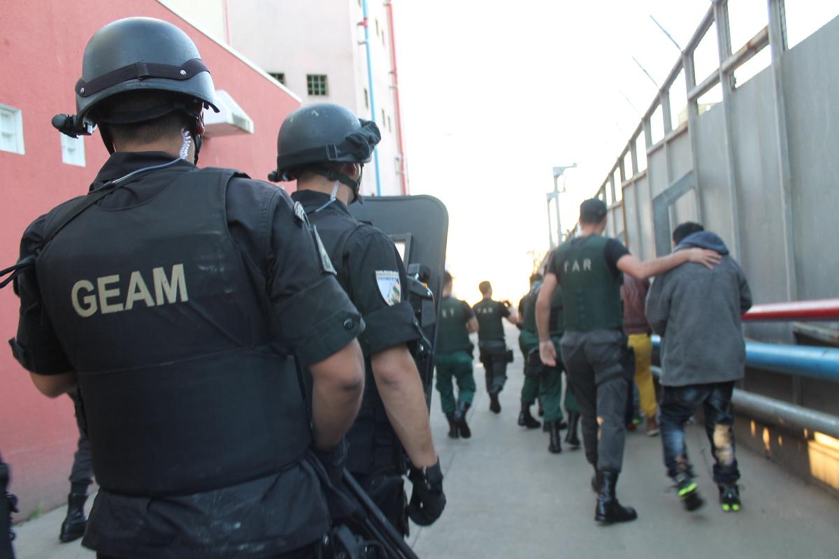 Gendarmería Valparaíso
