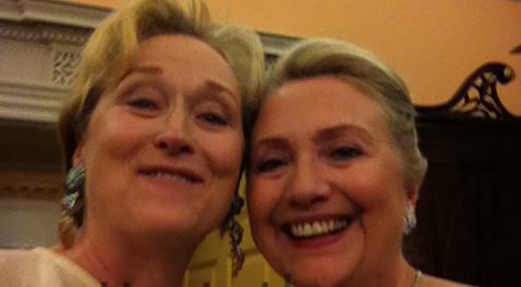 Twitter | Meryl Streep