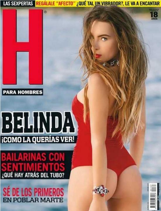 Belinda   Revista H