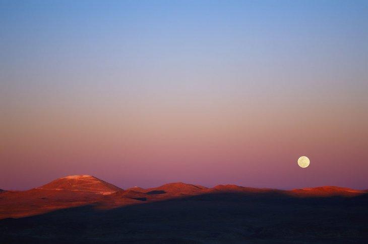 Vista desde el Cerro Armazones / ESO