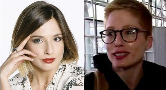 María Elena Swett antes y después