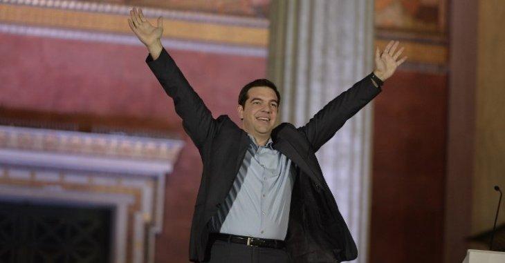 Alexis Sipras | AFP